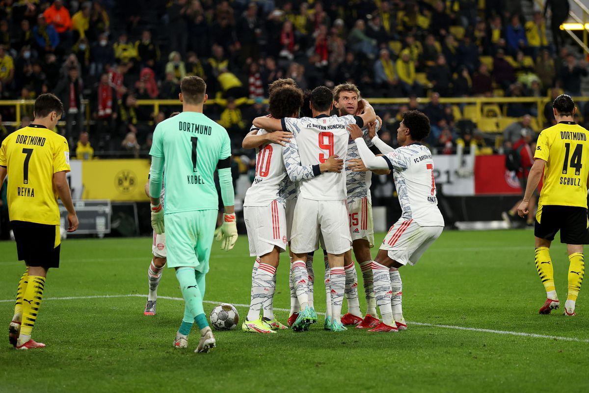 FC Bayern München v Borussia Dortmund - Supercup 2021