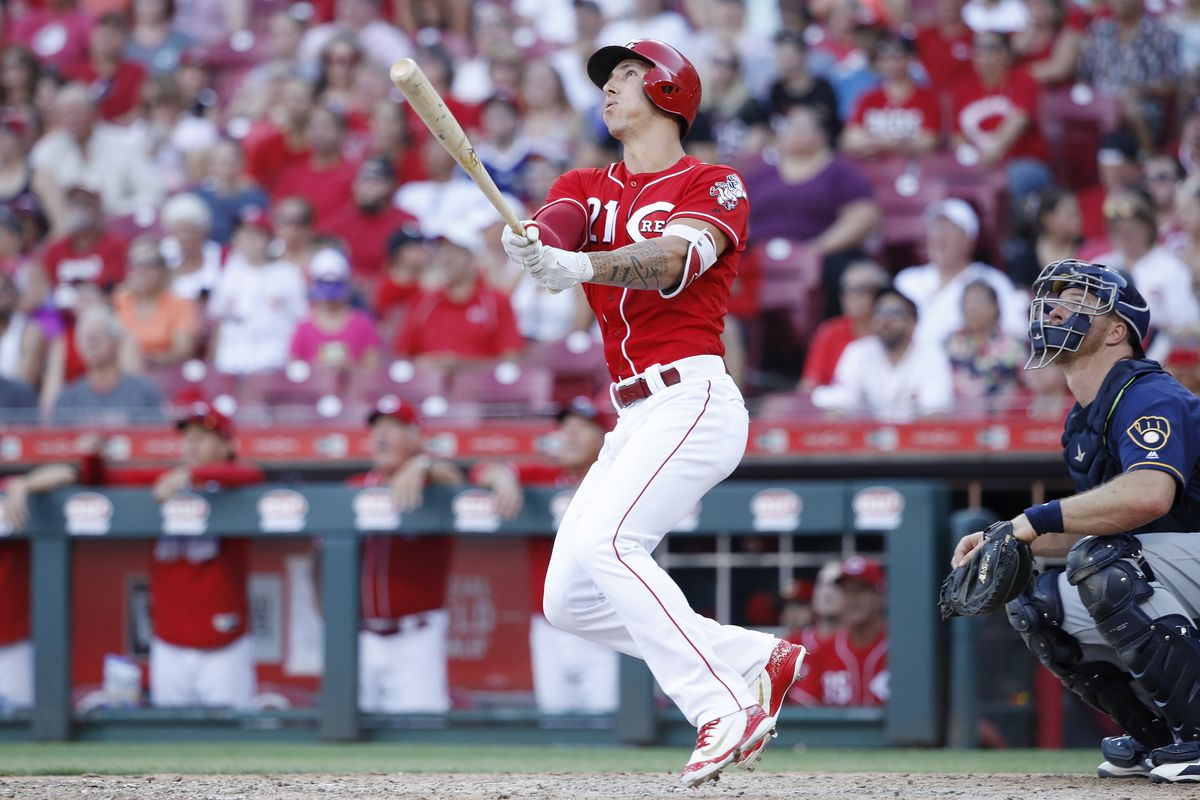 Milwaukee Brewers Bedroom In A Box Major League Baseball: The Reds Should Make Michael Lorenzen A Two-way Player