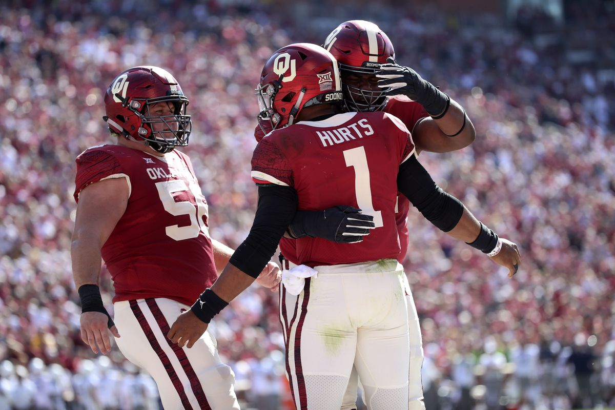 Oklahoma Sooners Football: OU stays at No. 5 in AP Poll ...