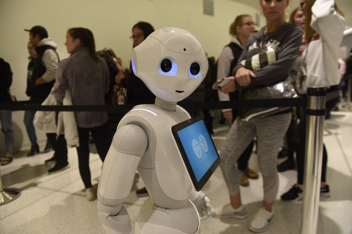 Mall of America Gets High-Tech With Chatbot and Humanoid