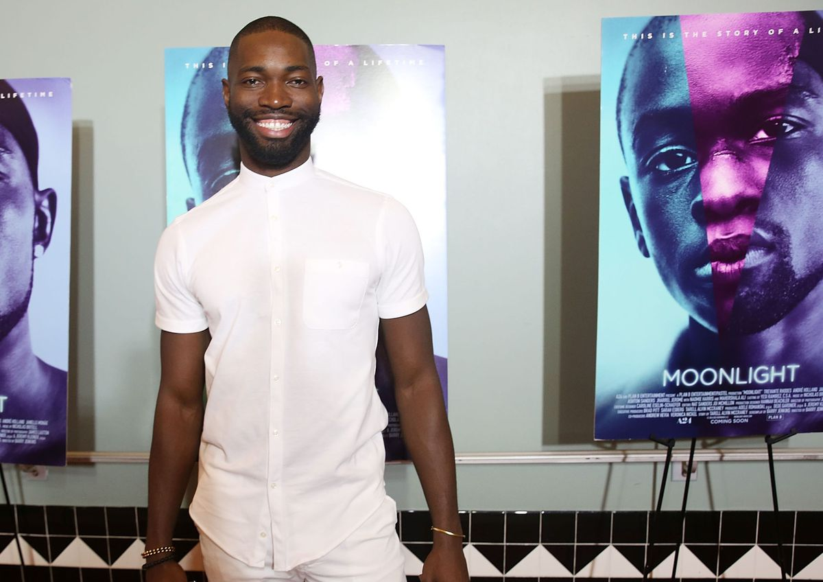 """""""Choir Boy,"""" by Tarell Alvin McCraney (pictured in 2016) will be presented by Raven Theatre this fall. 
