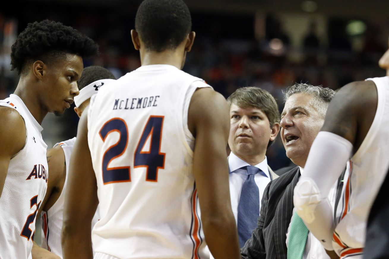 NCAA Basketball: N.C. State at Auburn