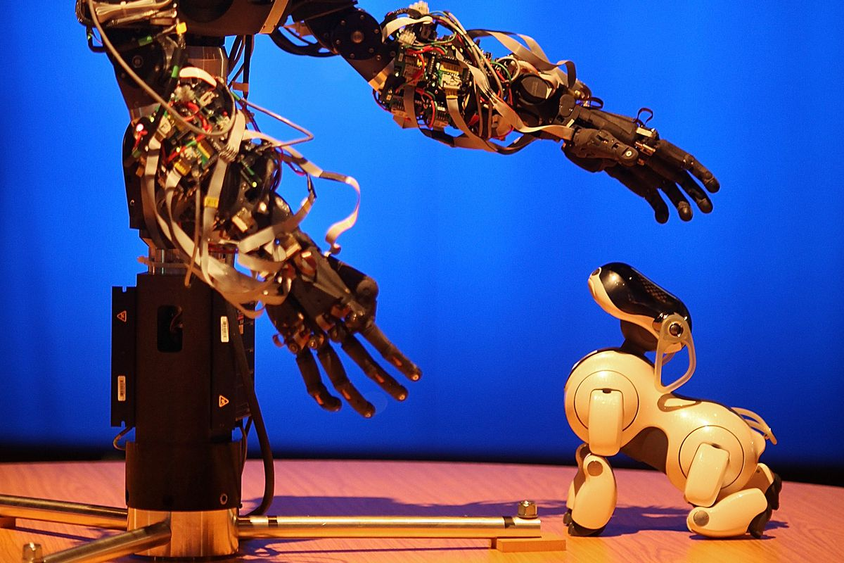 BERTI A Life Size Humanoid Robot Goes On Show At The Science Museum