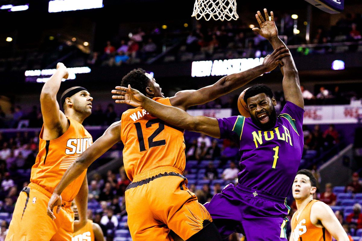 f387fb0a3 Pelicans at Suns game thread  New Orleans seeks third victory against  bottom-feeding Phoenix team