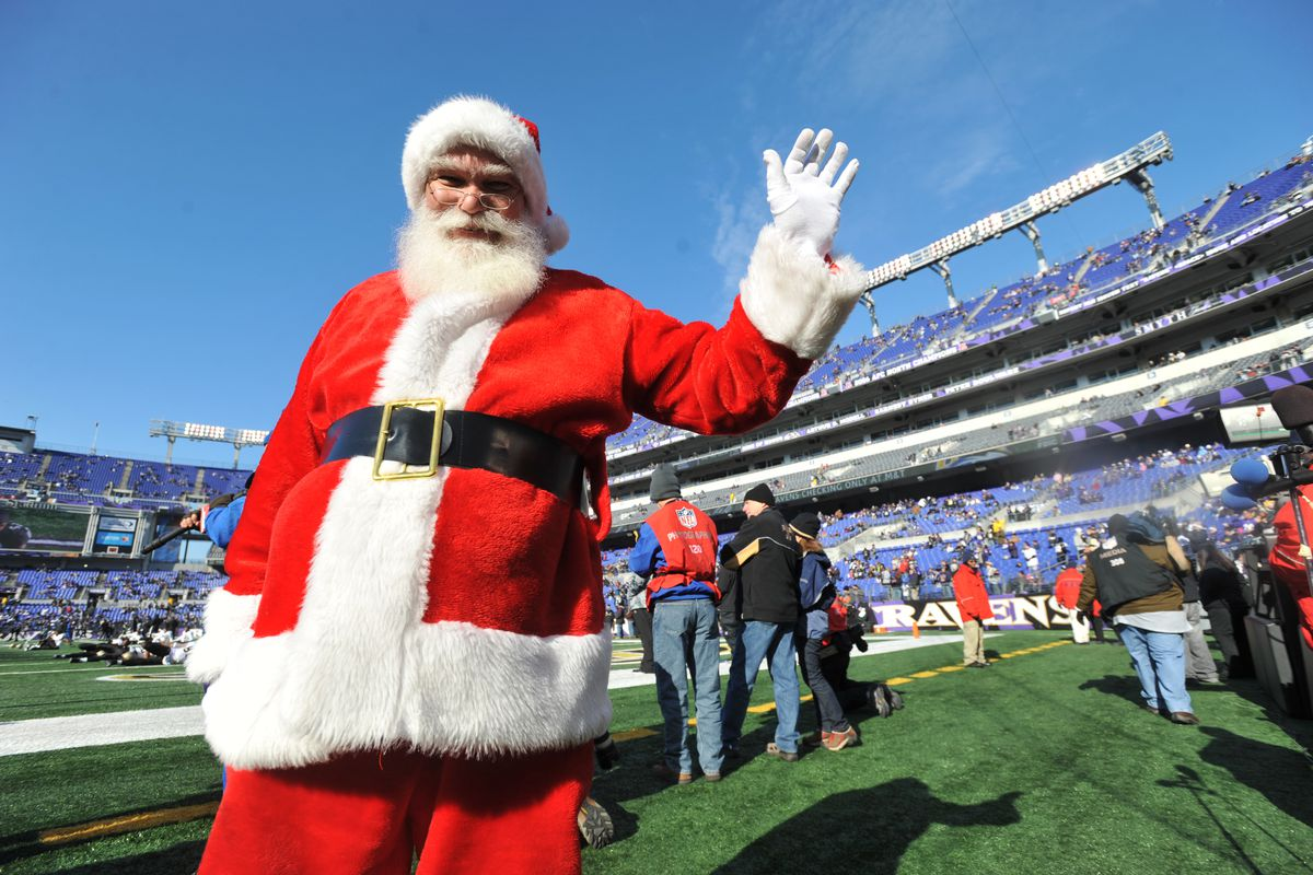 Nfl Schedule 2020 Christmas NFL schedule 2020: Full Thanksgiving, Christmas holiday slate