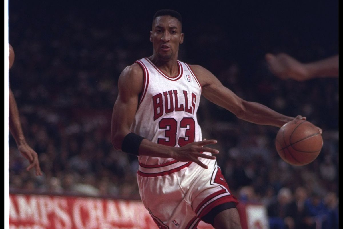 The time Scottie Pippen keyed a 4th quarter eback to clinch the