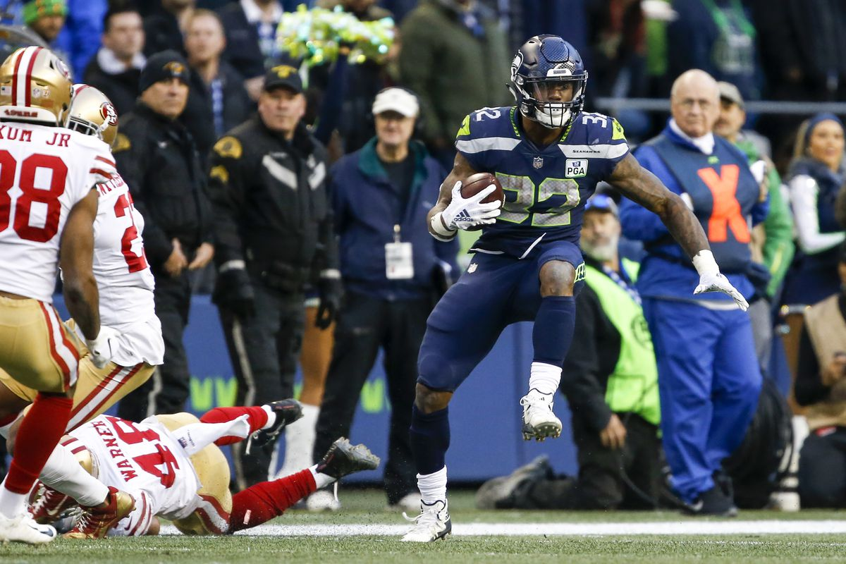 Why Seahawks Chris Carson Is As Valuable As Almost Any Rb