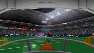 HWO ABOUT NOW - Secret Base Reviews: NFL 2K5 First Person Football