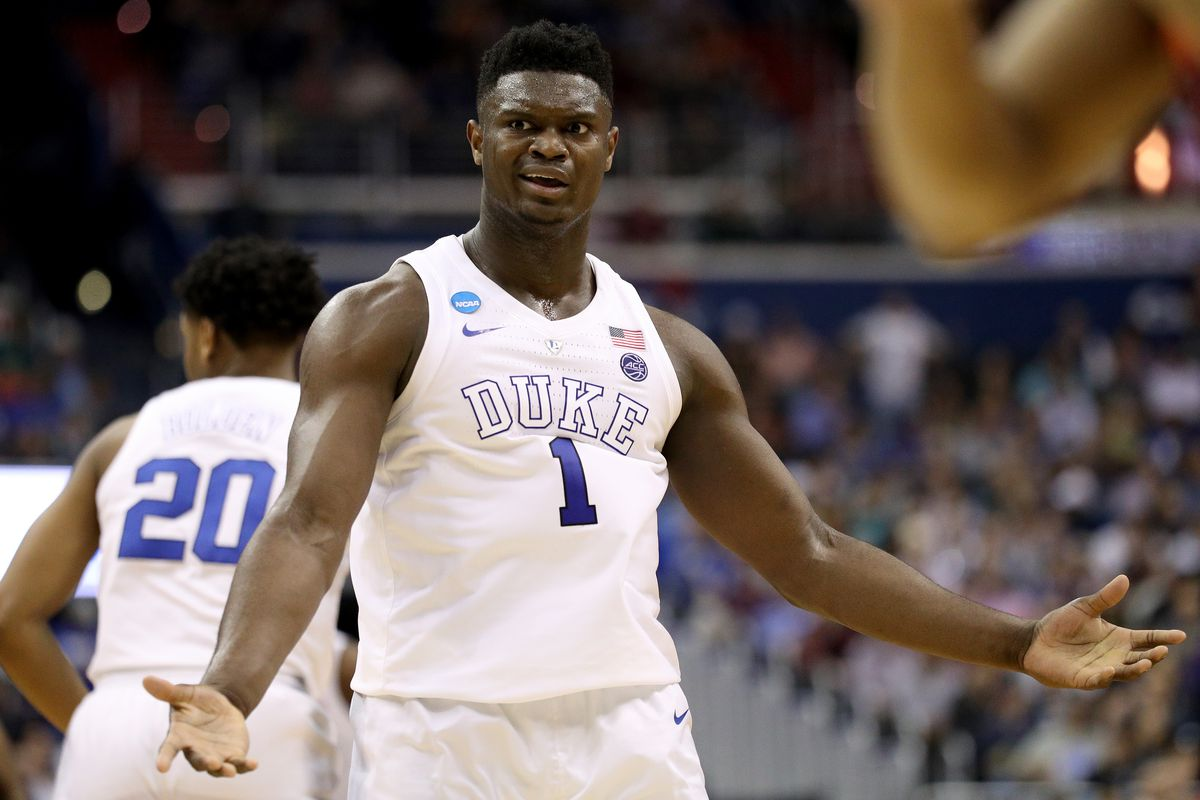Zion Williamson mania: How NBA Draft policy changes ...