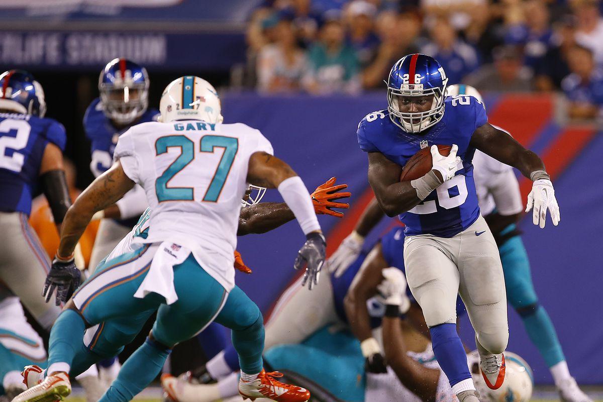 Miami Dolphins v New York Giants