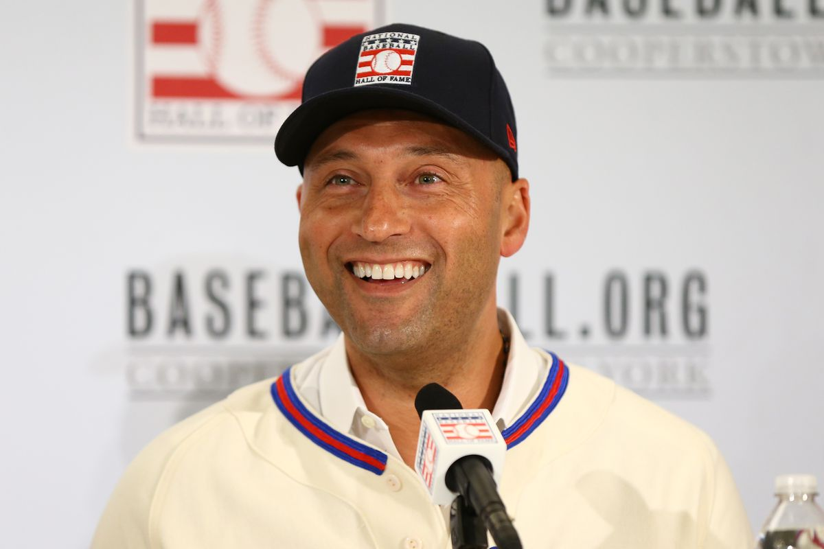 The Yankees last dynasty officially fades with Jeter's Hall induction