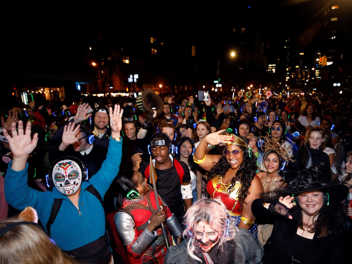 Halloween Parade Nyc 2019 How To Livestream The Event Curbed Ny