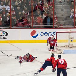 Orpik Slides and Holtby Saves
