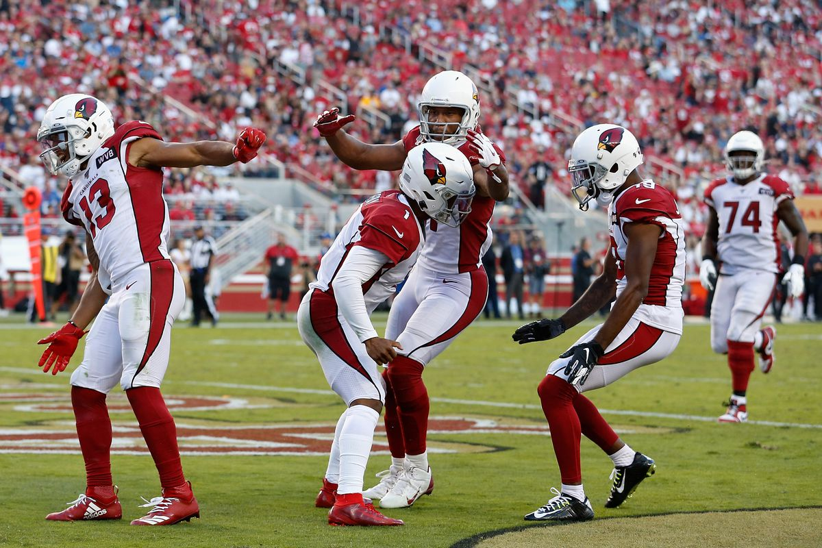 Arizona Cardinals vSan Francisco 49ers