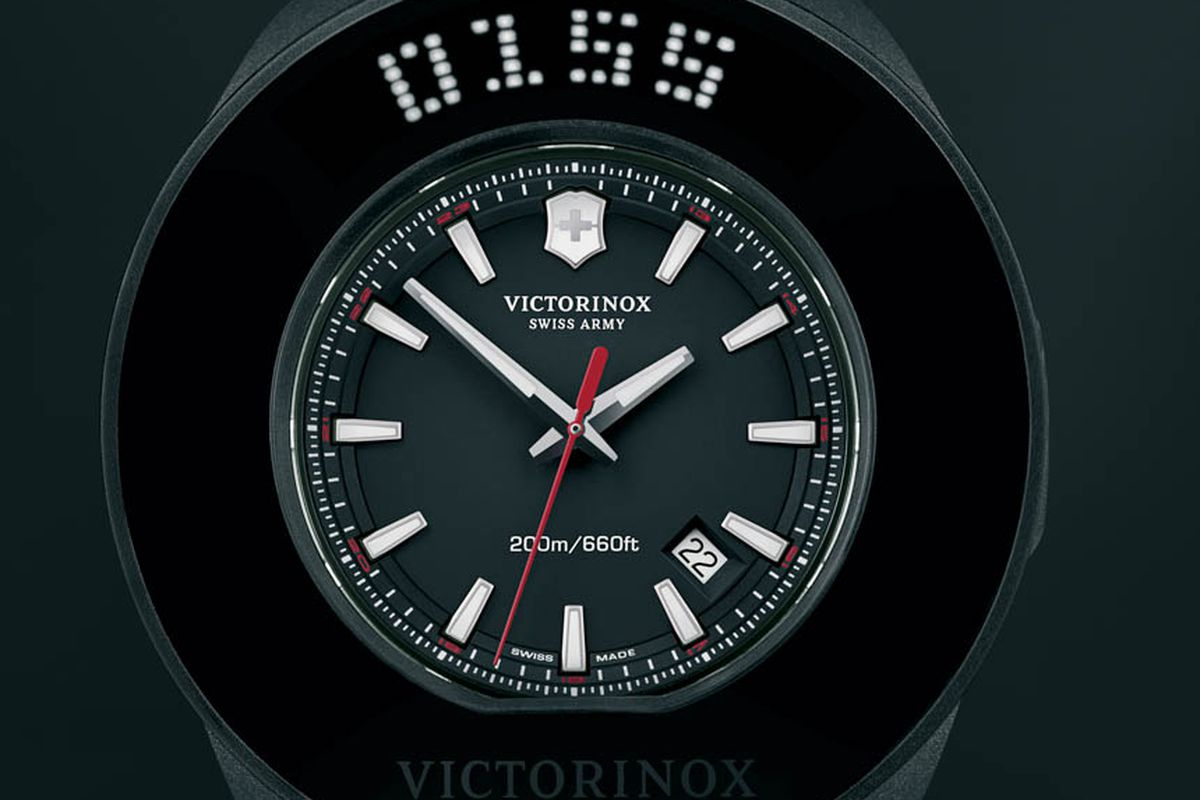 Victorinox Built An Attachment That Makes Its Analog
