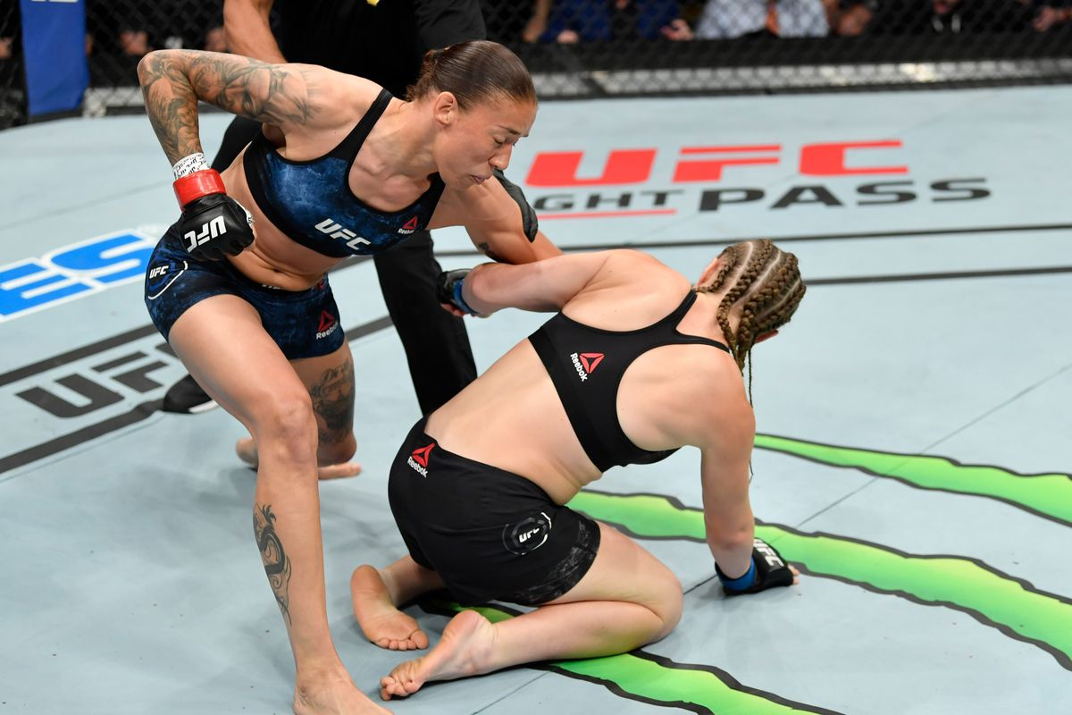 UFC Sacramento in Tweets: Pros react to Germaine de Randamie controversial stoppage win, Urijah Faber's succe…