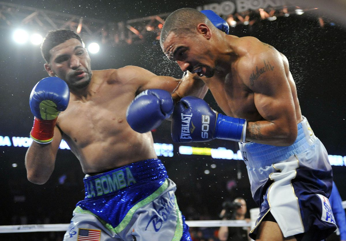 Boxing: Andre Ward vs Edwin Rodriguez
