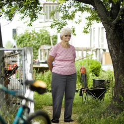"""""""If I had known there was poison on this soil, we wouldn't have bought it,"""" Nelda Lisonbee says of her home."""