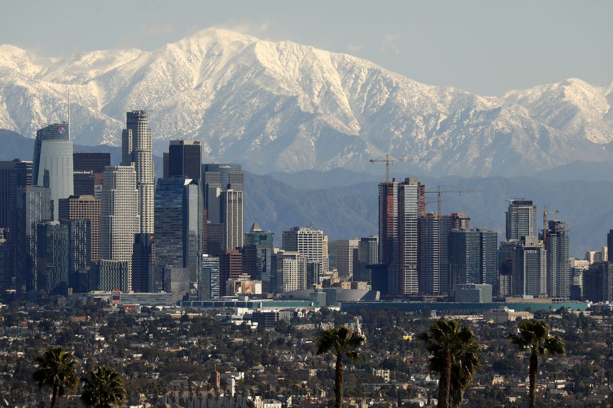 Is Los Angeles in a drought? - Curbed LA
