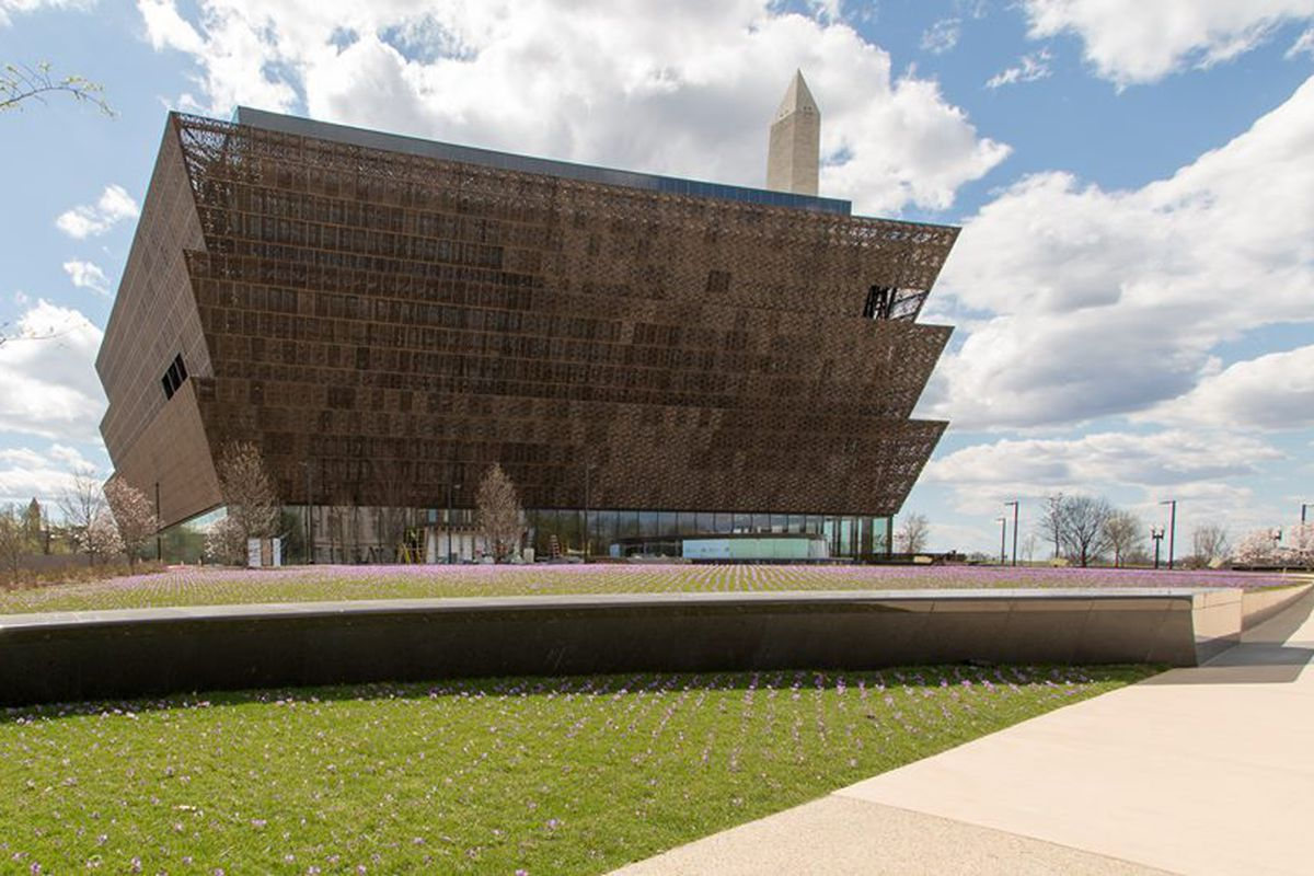 The Smithsonian's soon-to-open museum. [Photo: Official]
