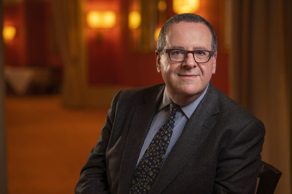 Anthony Freud, general director of Lyric Opera of Chicago
