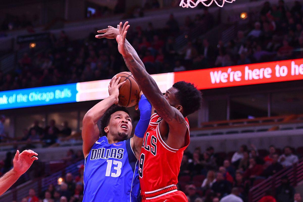 Game Thread Dallas Mavericks Vs Chicago Bulls Mavs Moneyball