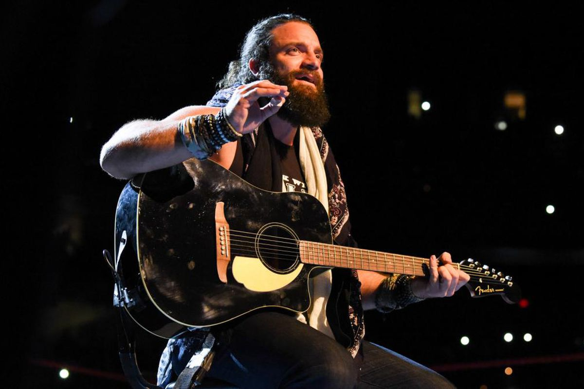 Elias hasn't won a match on WWE pay-per-view in 2018