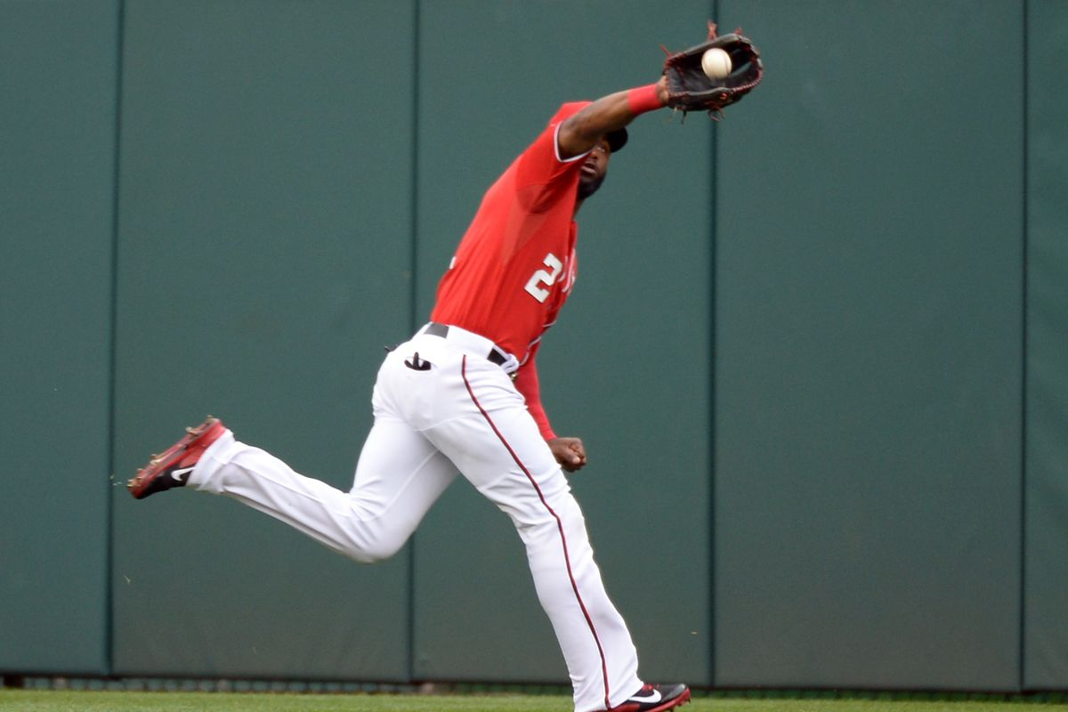 The Nats will almost certainly exercise Denard Span's $9 million option for 2015.