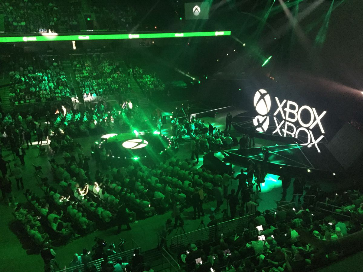 Microsoft's 10 most important E3 2015 announcements | The Verge