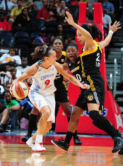 Tulsa Shock v Atlanta Dream