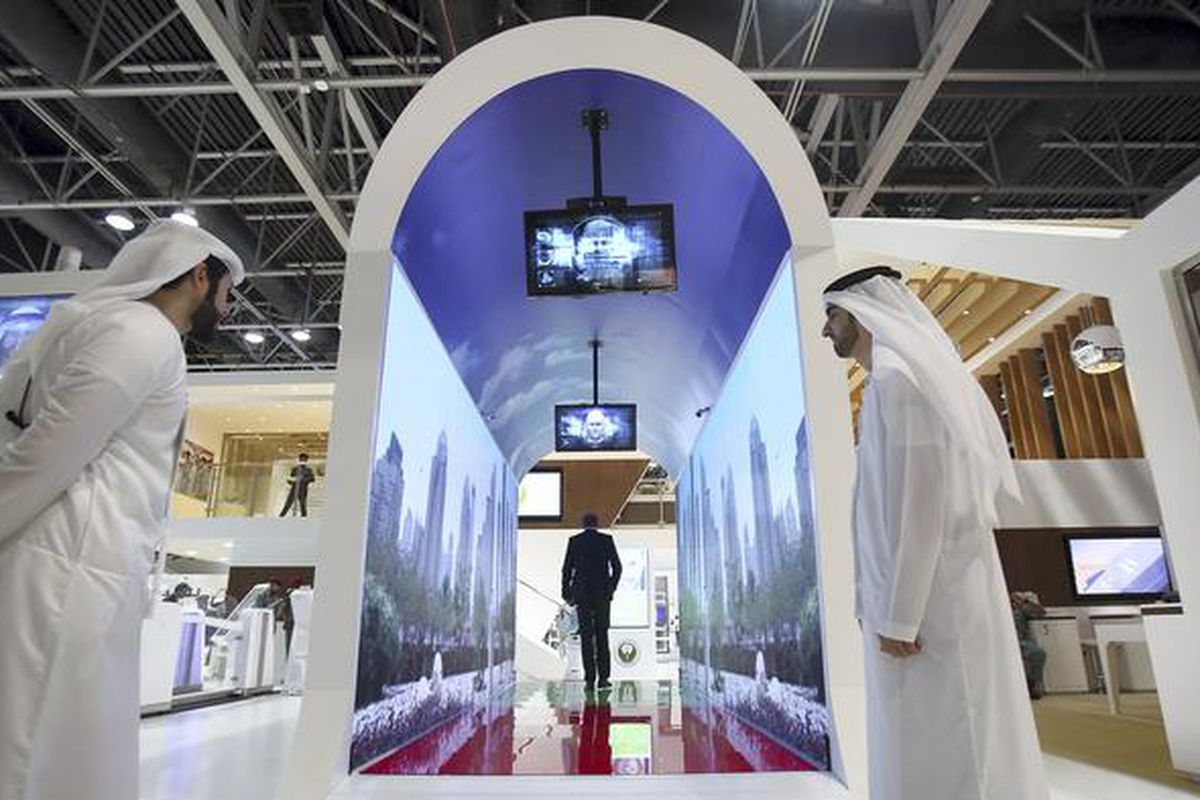 Dubai Airport Is Going To Use Face Scanning Virtual