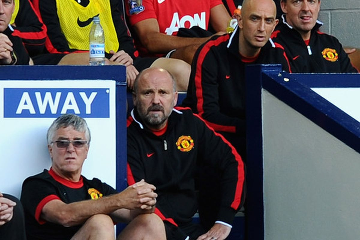 At his weekly address to the media, ahead of the Tottenham tie, Manchester United manager Sir Alex Ferguson revealed a mixed bag of news in regards to the club's current injury situation.