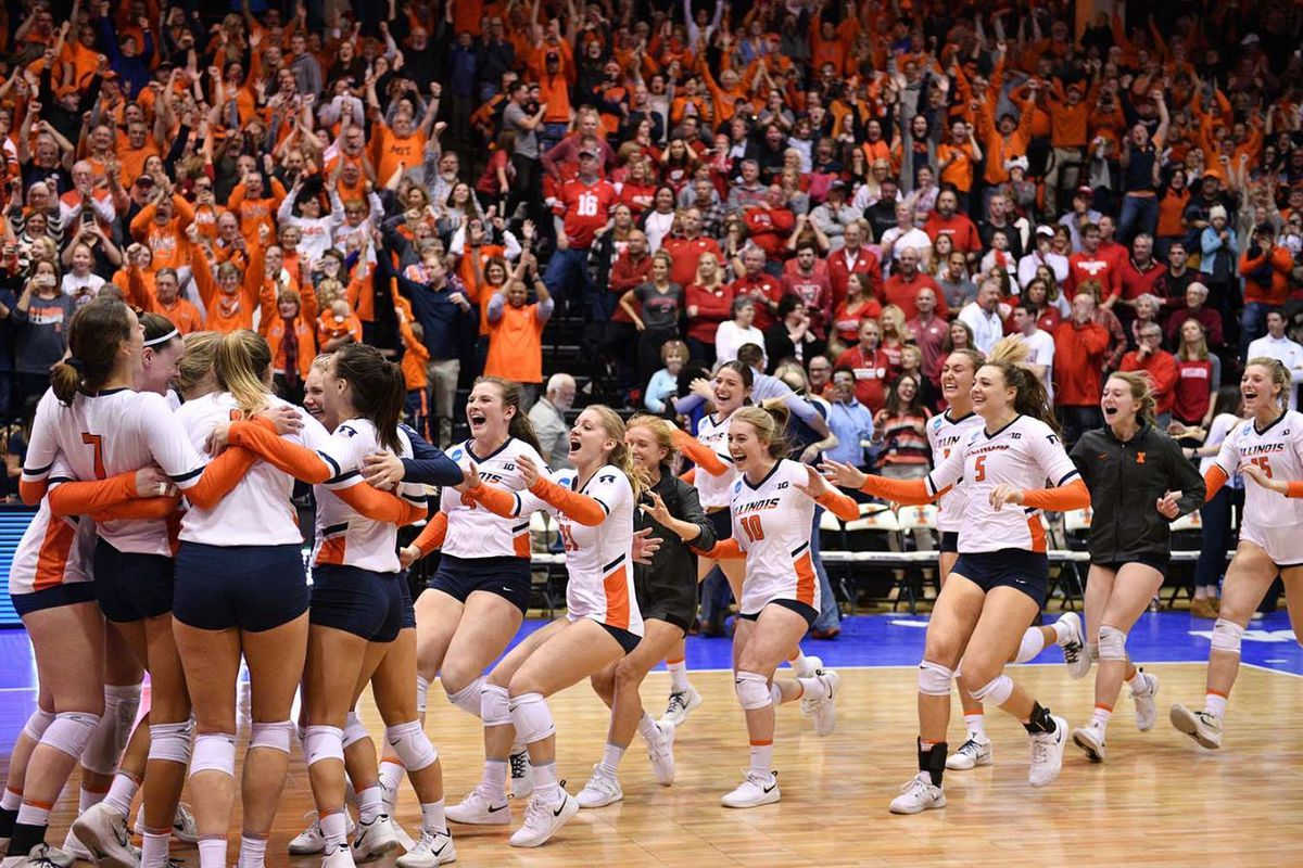 2019 Illinois Volleyball Roster Preview Juniors The Champaign Room