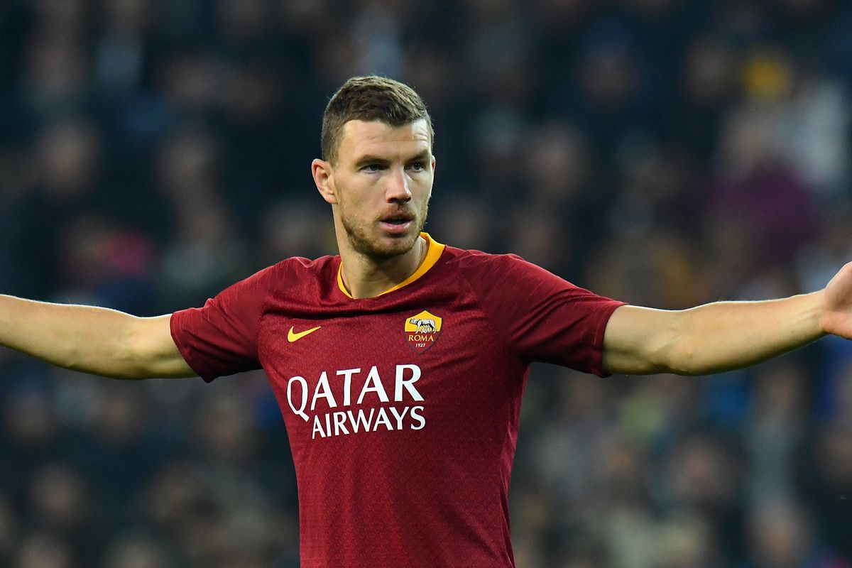 Image result for Edin Dzeko