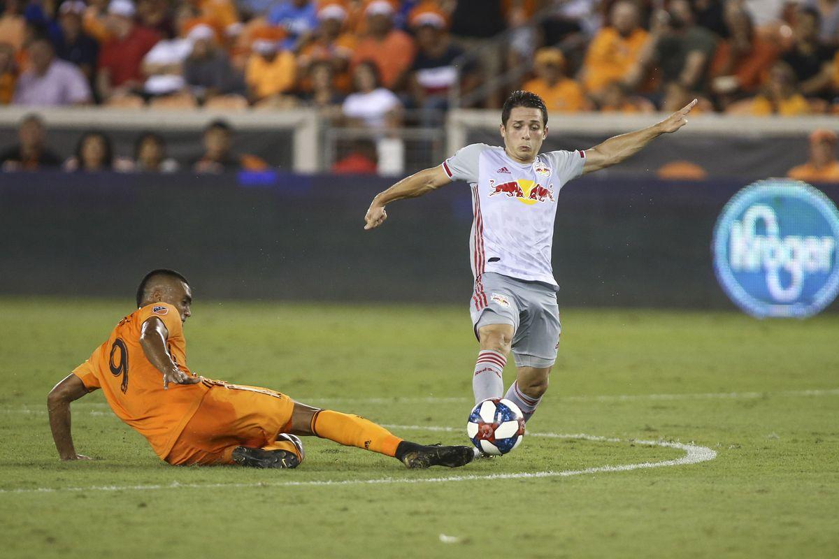 MLS: New York Red Bulls at Houston Dynamo
