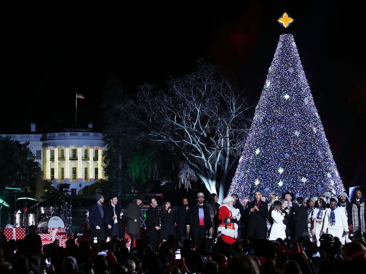 Christmas Events Dc 2019.The Best Holiday Events In The D C Area Mapped Curbed Dc
