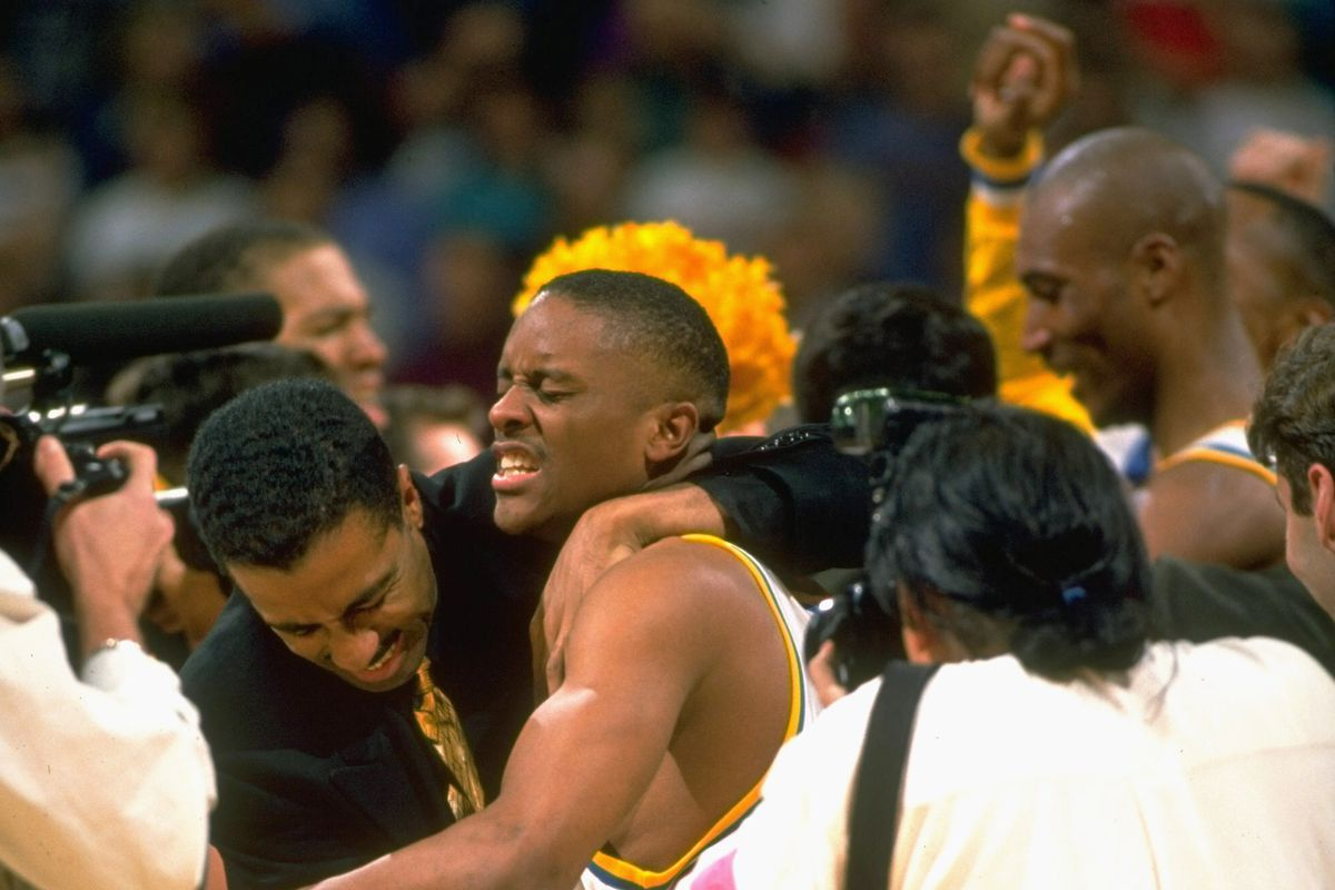 University of California Los Angeles vs University of Missouri, 1995 NCAA West Regional Playoffs