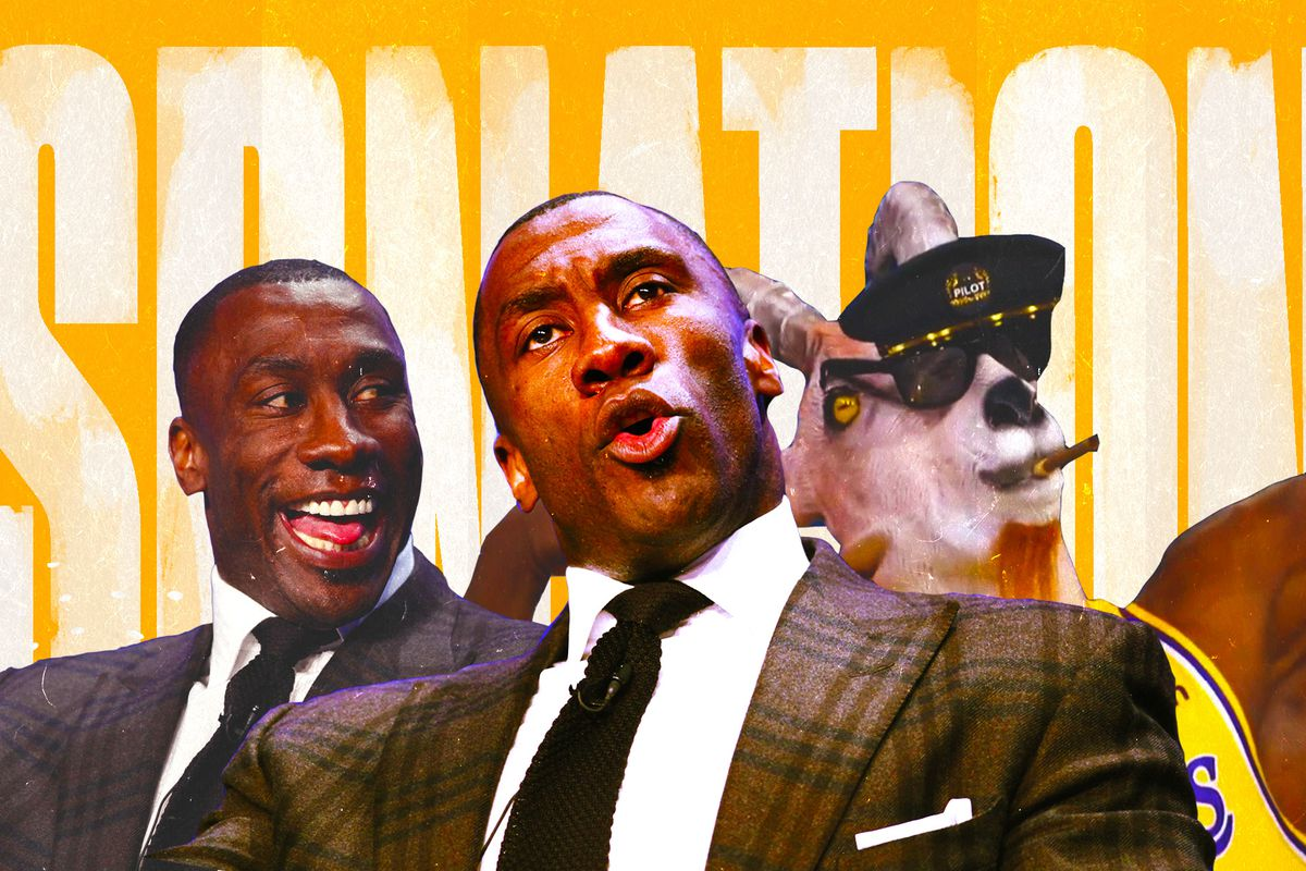 54da0124adc Shannon Sharpe embraced memes and became an incisive voice in sports ...
