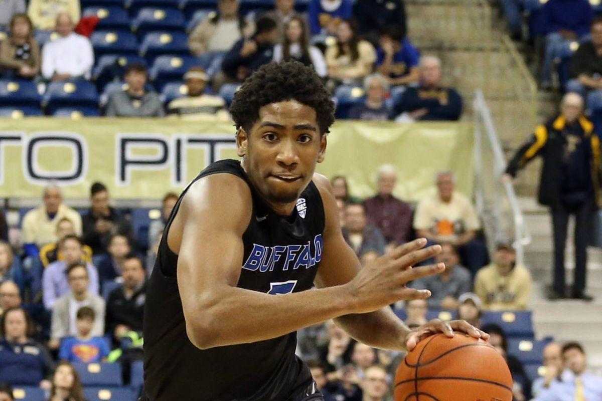 NCAA Basketball: Buffalo at Pittsburgh