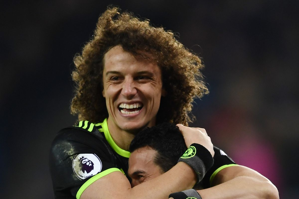 Chelsea receive good news on Pedro and David Luiz injuries We