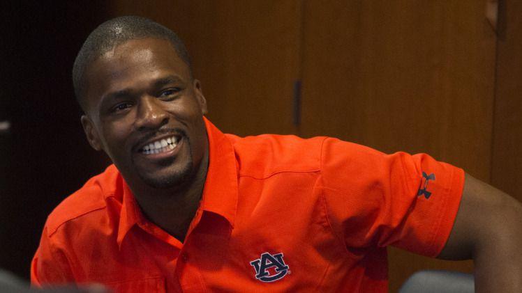 Travis Williams at Auburn