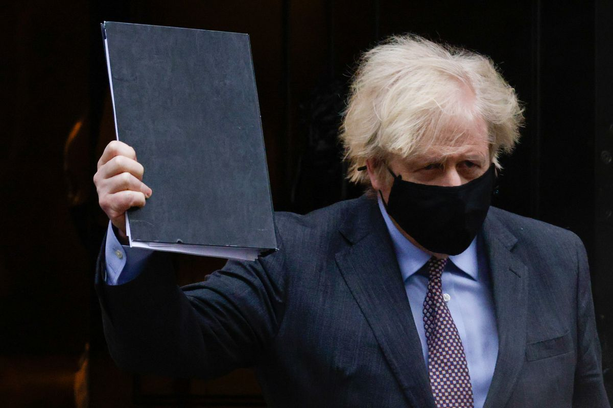 U.K. PM Boris Johnson To Set Out Roadmap For Lifting Lockdown