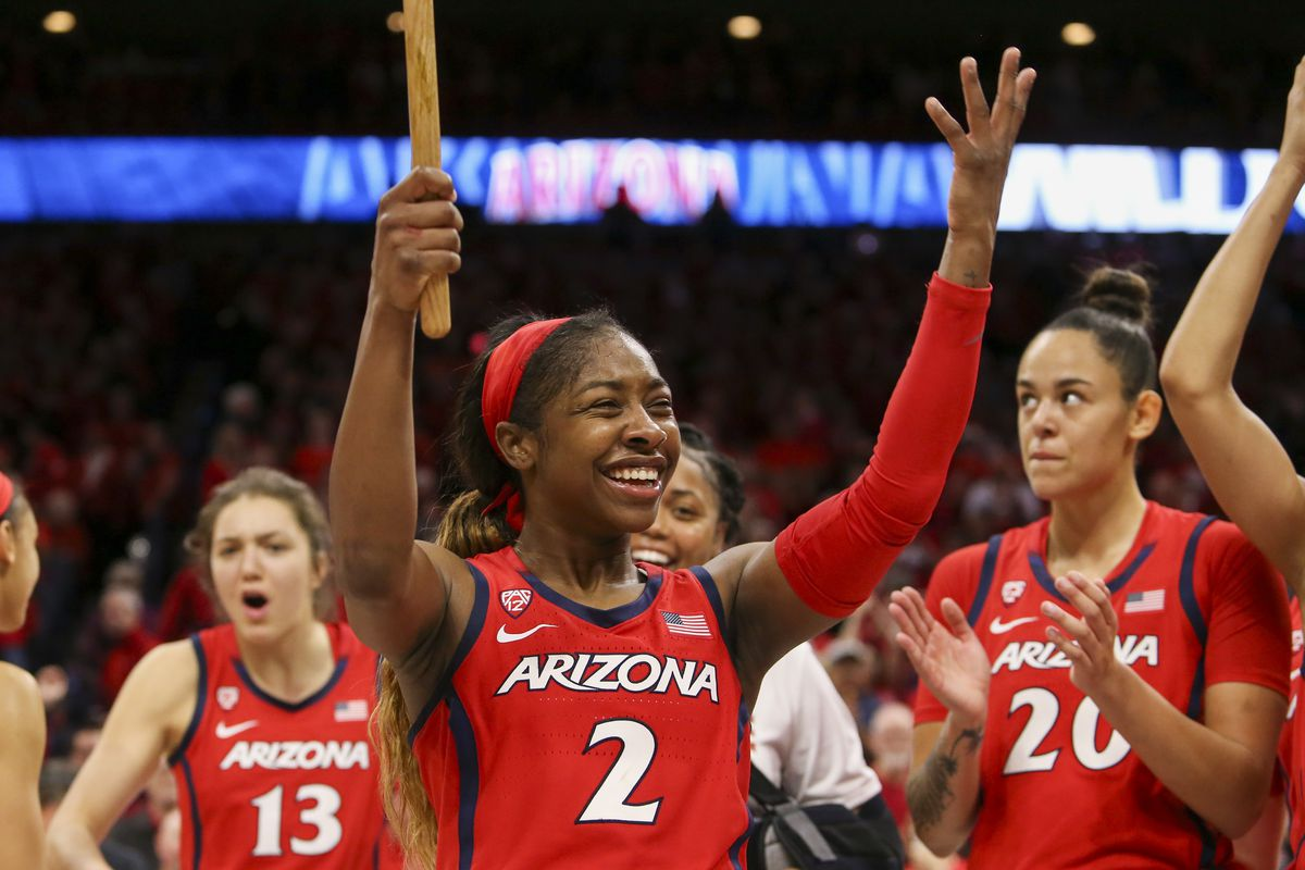 COLLEGE BASKETBALL: JAN 24 Women's Arizona State at Arizona