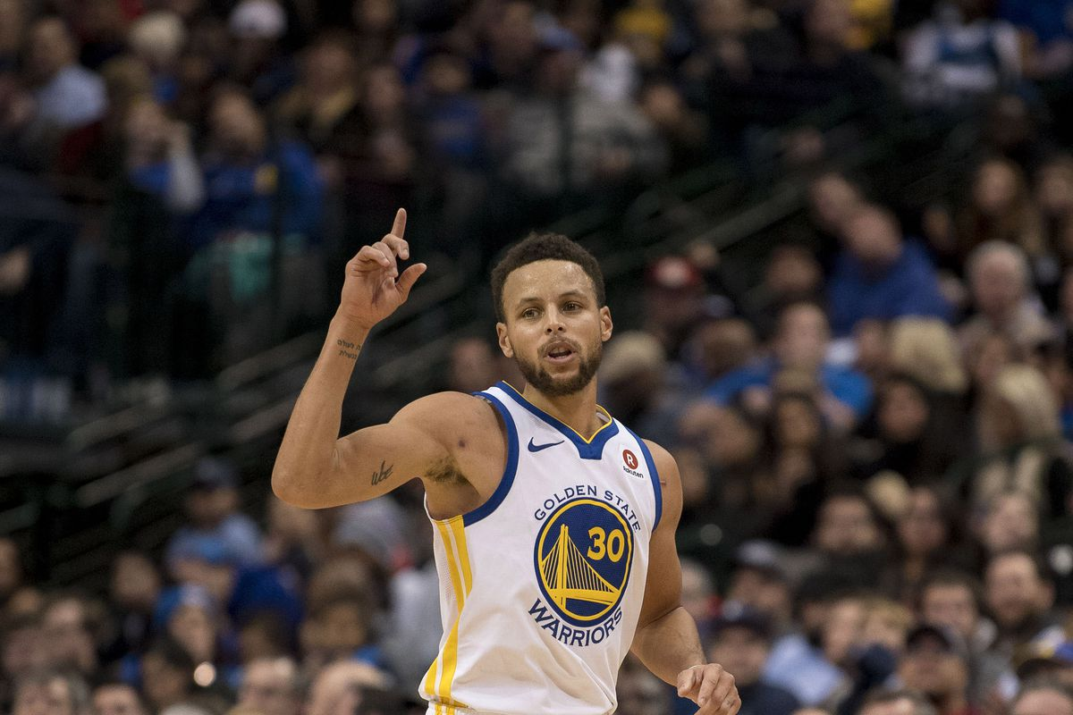 e683c445e1b4 NBA scores 2018  Stephen Curry hates Dallas and 5 more things from  Wednesday night