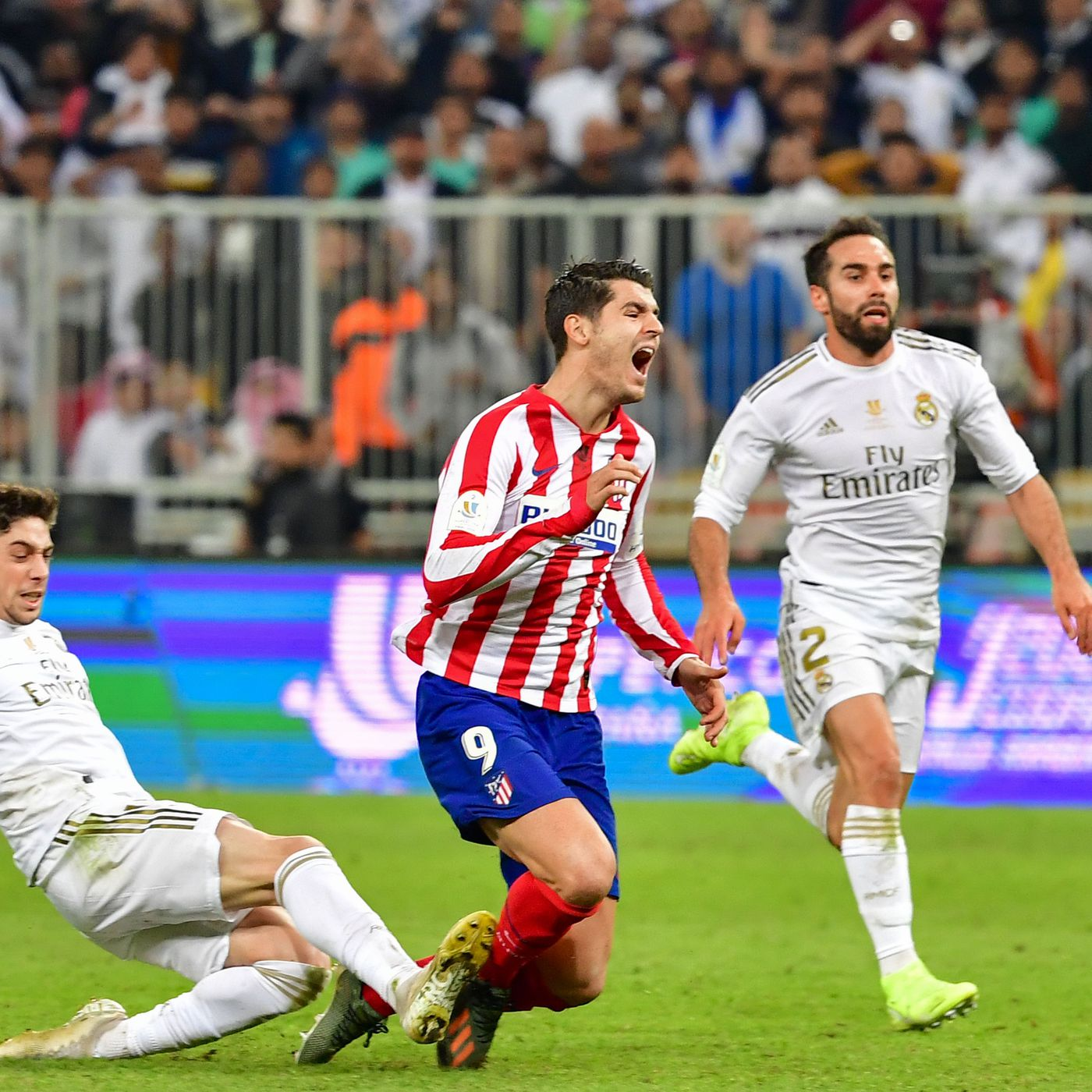 Player Ratings Real Madrid 0 Atletico Madrid 0 2020 Spanish Super Cup Final Managing Madrid