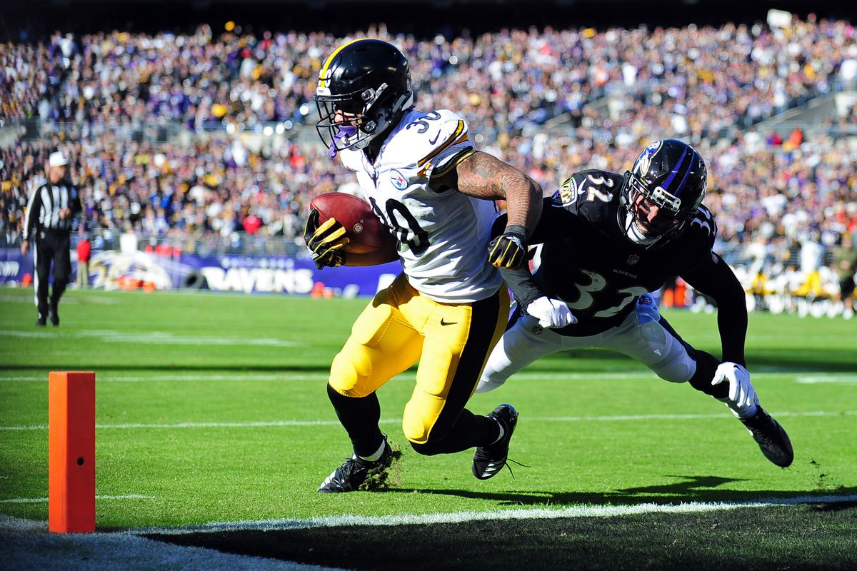 29282050f6c Knee Jerk Reactions to the Steelers  23-16 over the Ravens in Week 9 ...