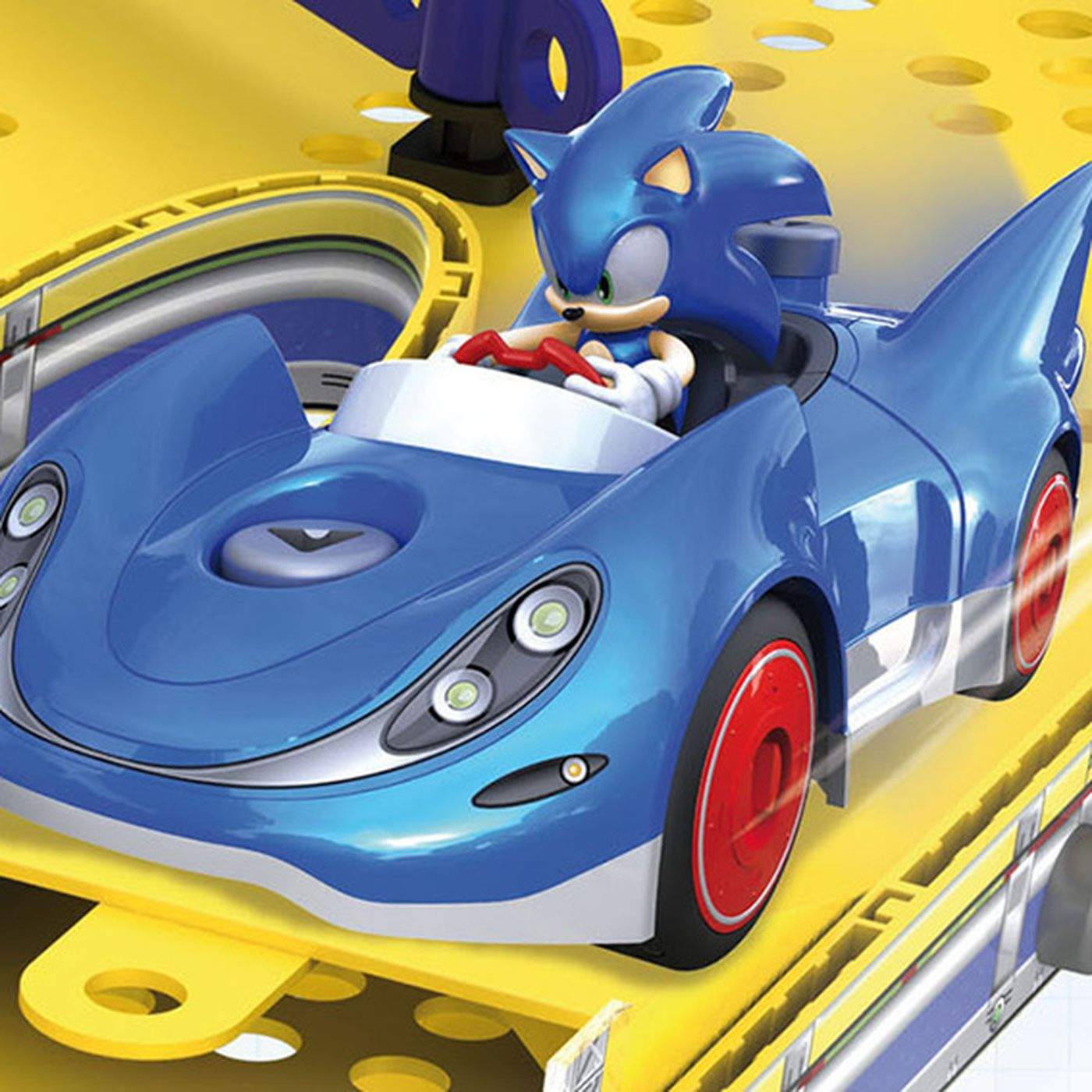 Sonic The Hedgehog Erector Sets Now Available At Toys R Us Polygon