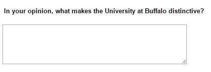 ub survey 2