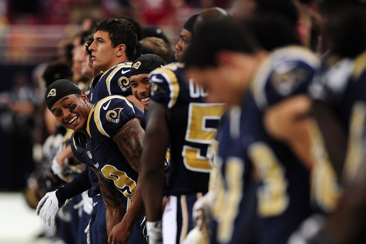2017 St Louis Rams 53 Man Roster Depth Chart Practice Squad