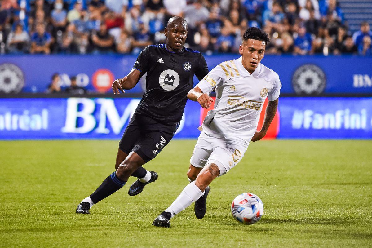 SOCCER: AUG 04 MLS - Atlanta United FC at CF Montreal